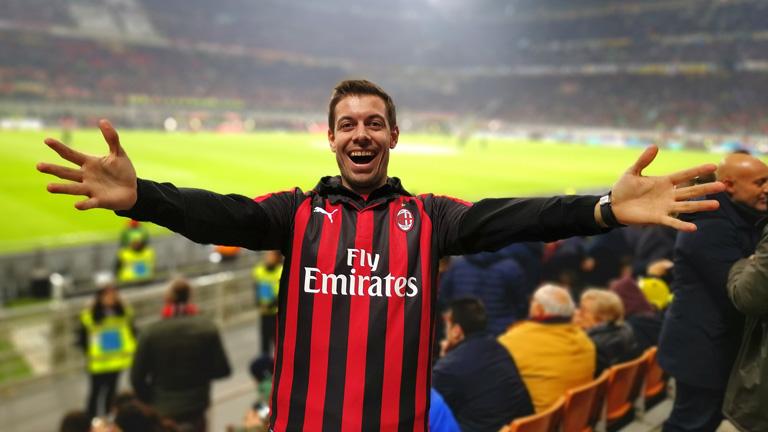 Puma trip - AC Milán vs Inter