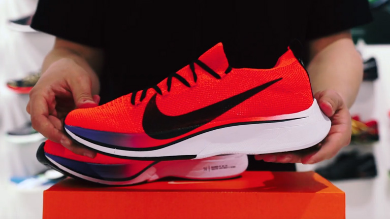 Nike Zoom Vaporfly 4% UNBOXING TOP4RUNNING TV