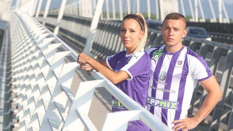Újpest FC 2019 Puma kollekció
