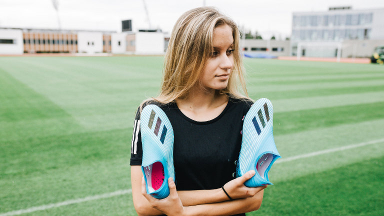 Playtest - adidas X 19 Hard Wired Pack