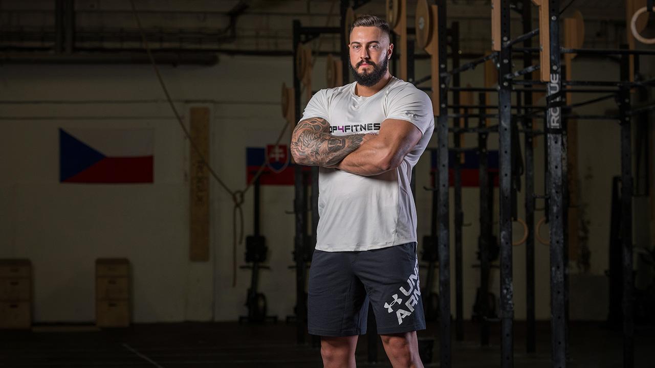 Na slovíčko s Jakubem Enžlem: O fitness, motivaci a práci youtubera