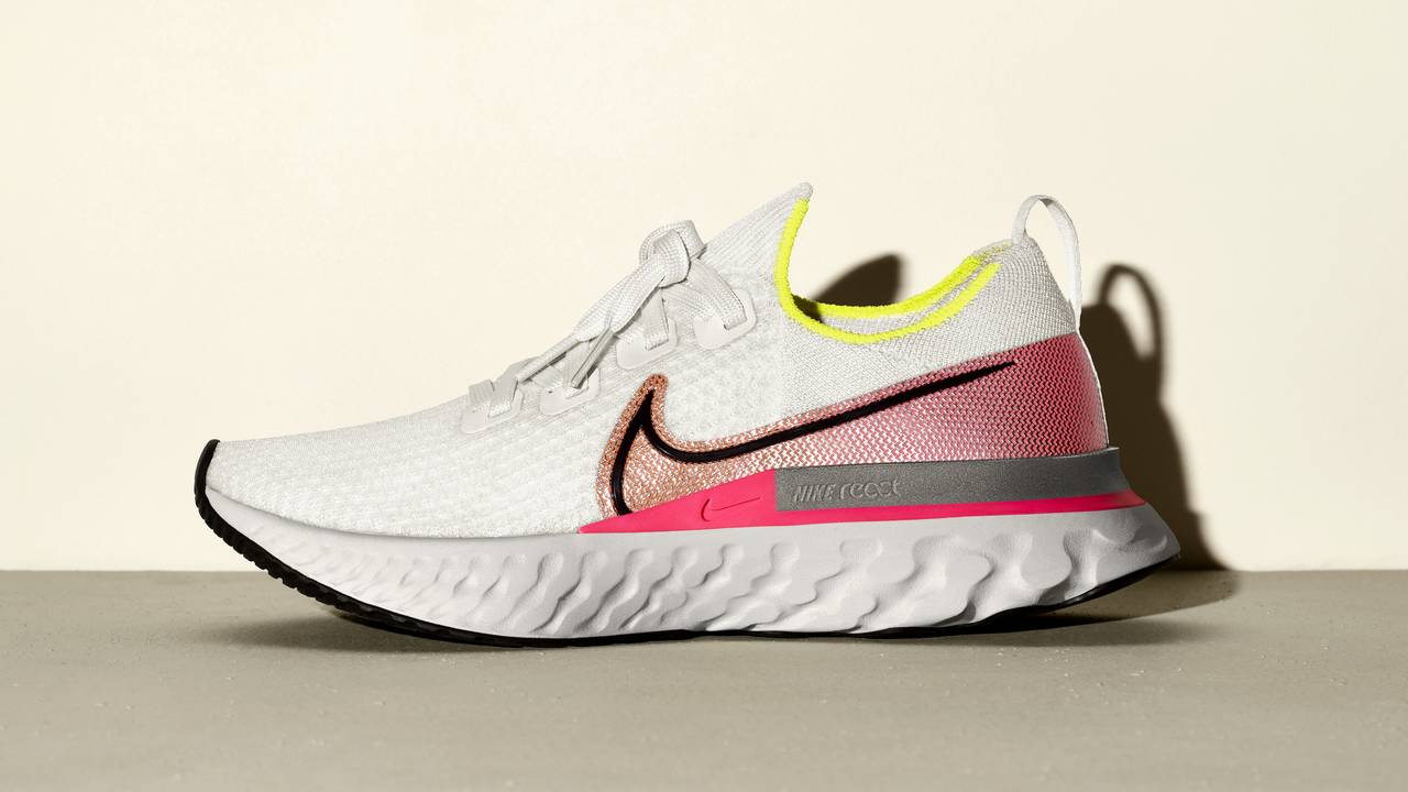 Nike React Infinity - fara accidentari