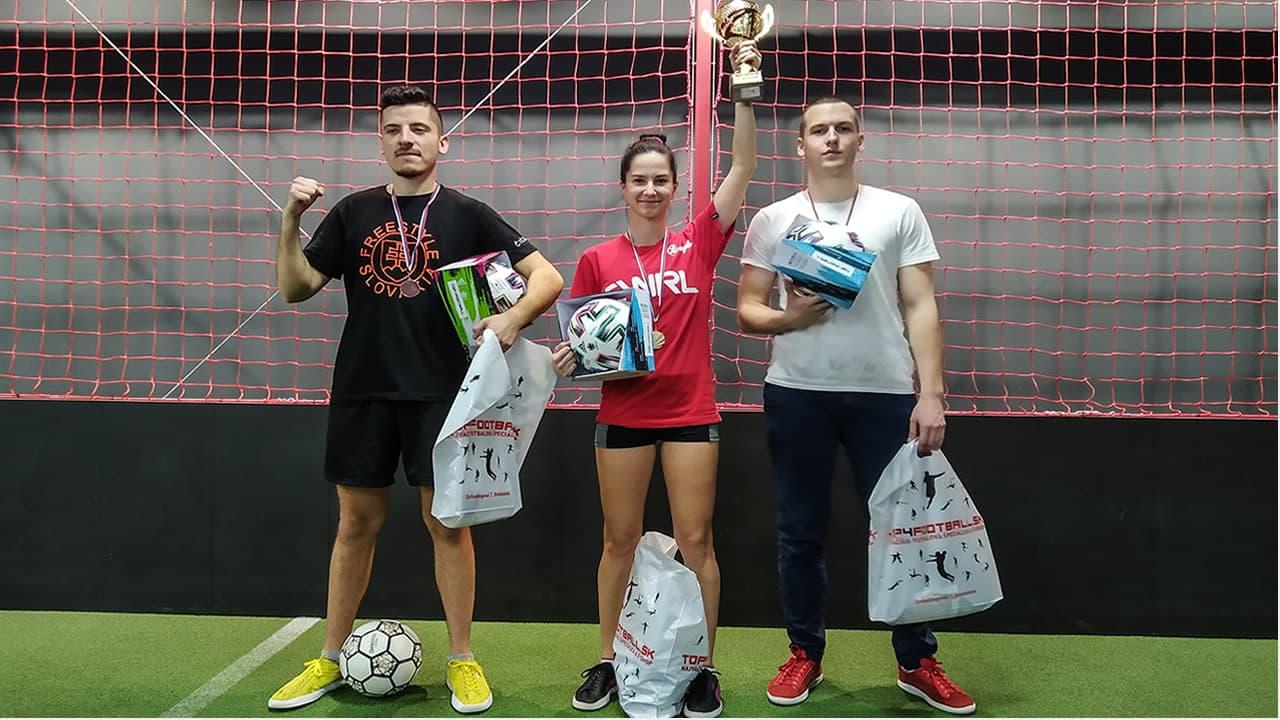 Majstrovstvá Slovenska vo Freestyle Footballe 2019