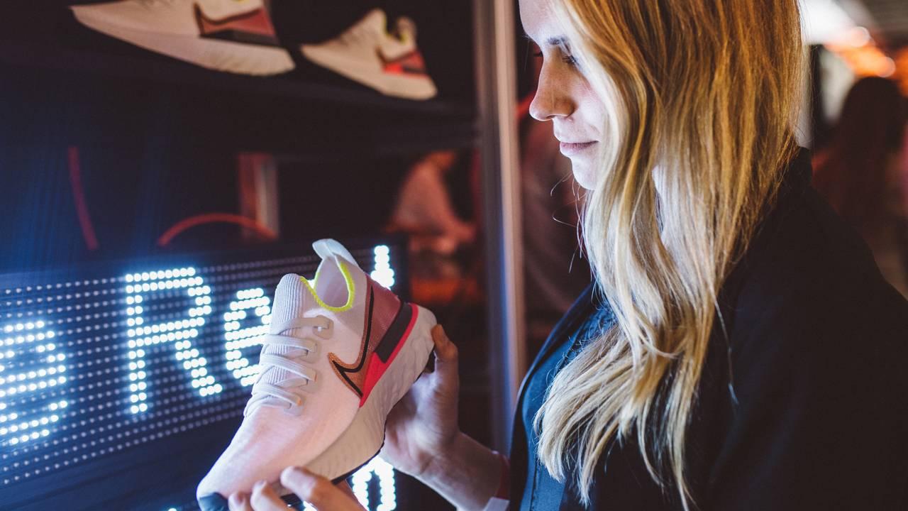 Nike React Infinity Launch - ISPO Munich