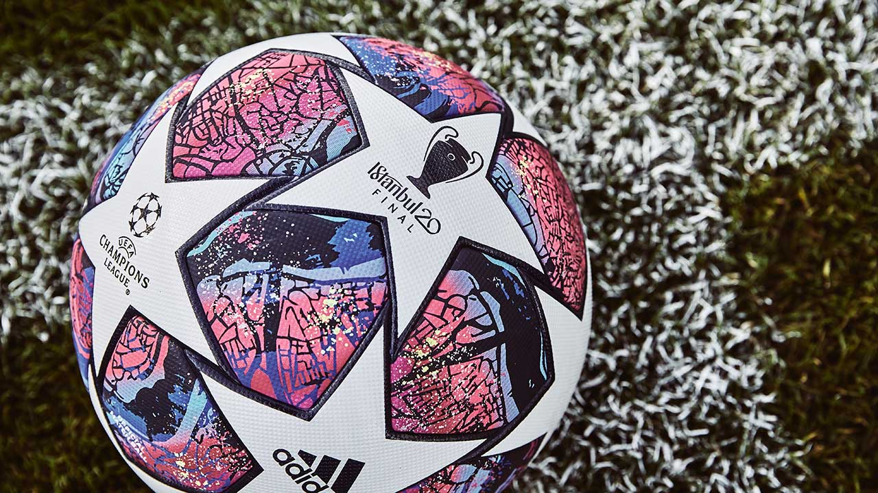 Az adidas bemutatja a Bajnokok Ligája 2019/2020 hivatalos labdáját
