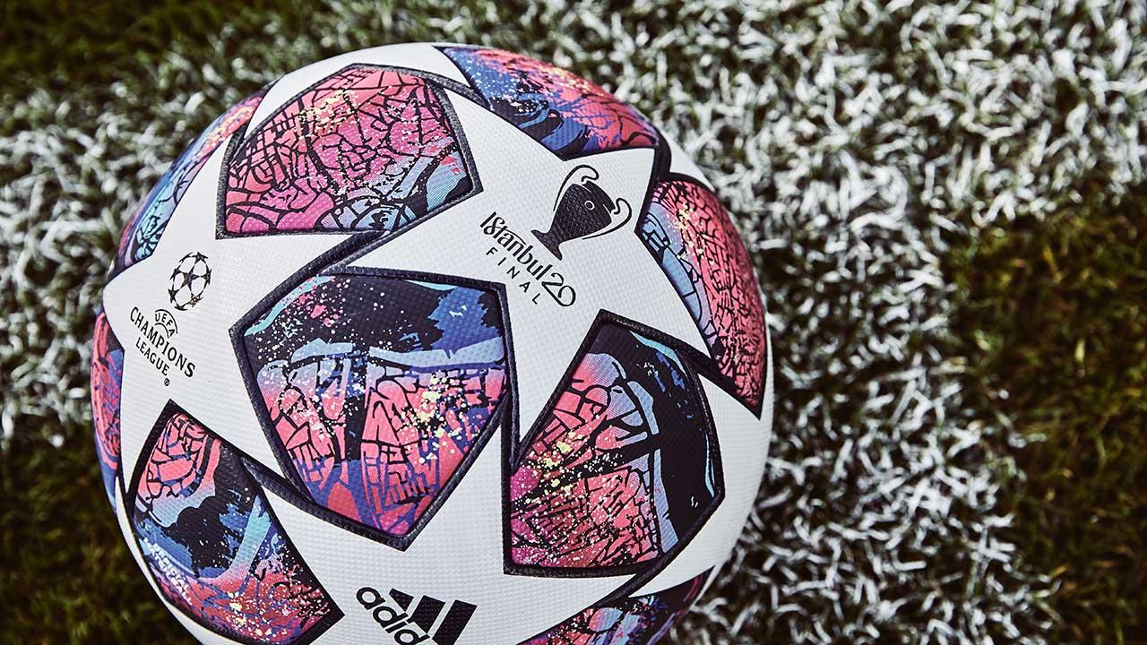 adidas predstavuje loptu pre finále Ligy majstrov 2020