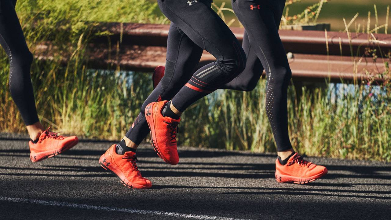 UA HOVR MACHINA – viac než bežecké topánky