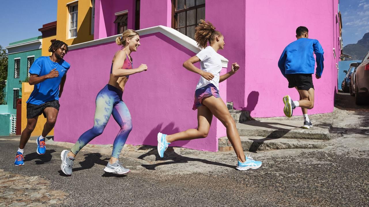 Nová obuv Asics Novablast™ pre pružný krok