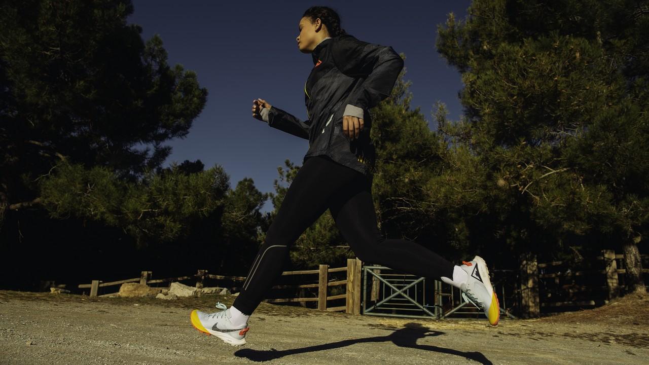 Nueva colección Nike Trail