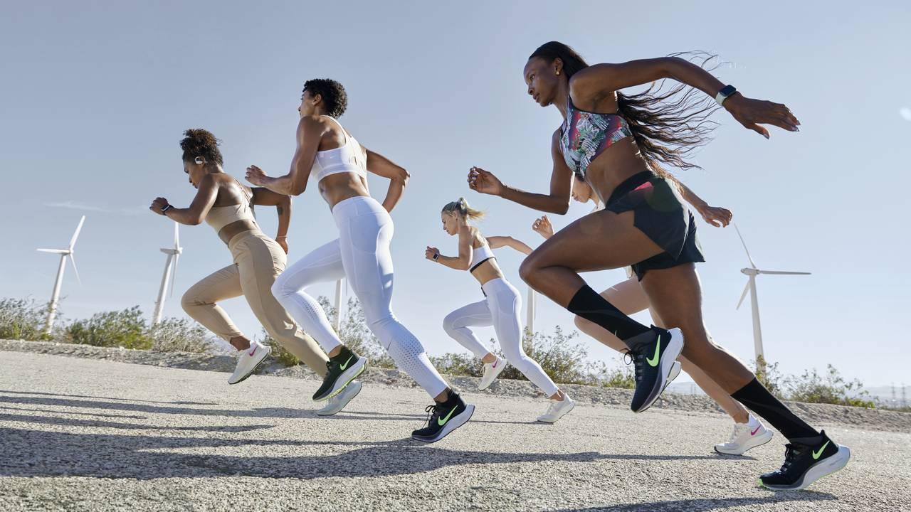 #TogetherWeFly #TogetherWeRace - planes de entrenamiento profesional para lograr tu nuevo récord personal de 5 y 10 km