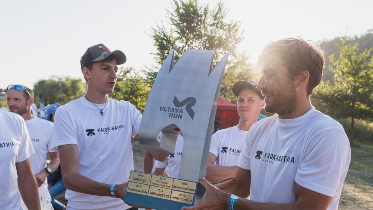 Letošní Vltava Run skončil traťovým rekordem