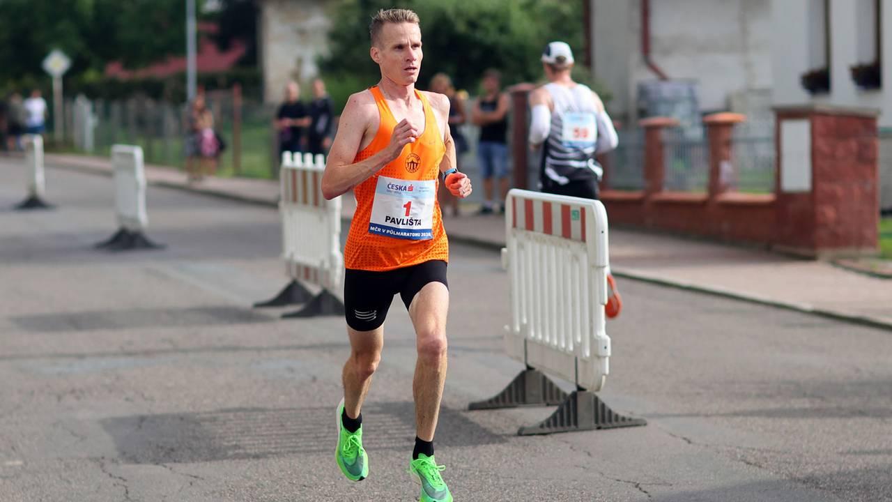 Nejrychlejší běžecké maratonské boty Nike Víta Pavlišty