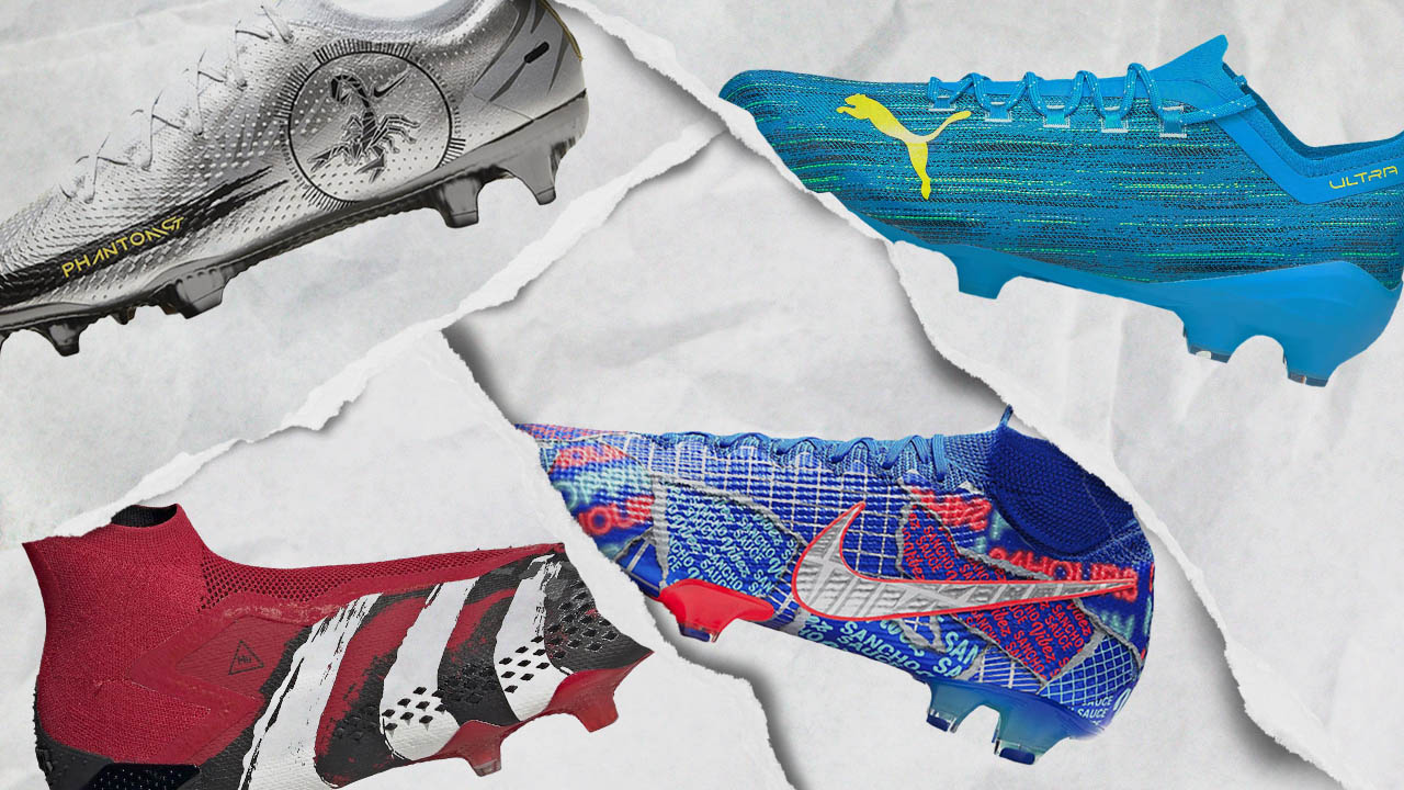 Best Football Boots of 2020