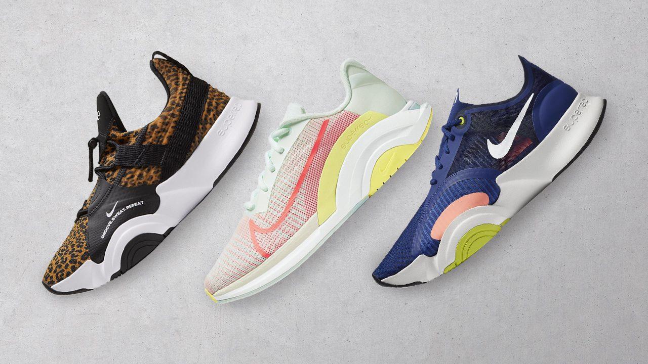Nike SuperRep rodina