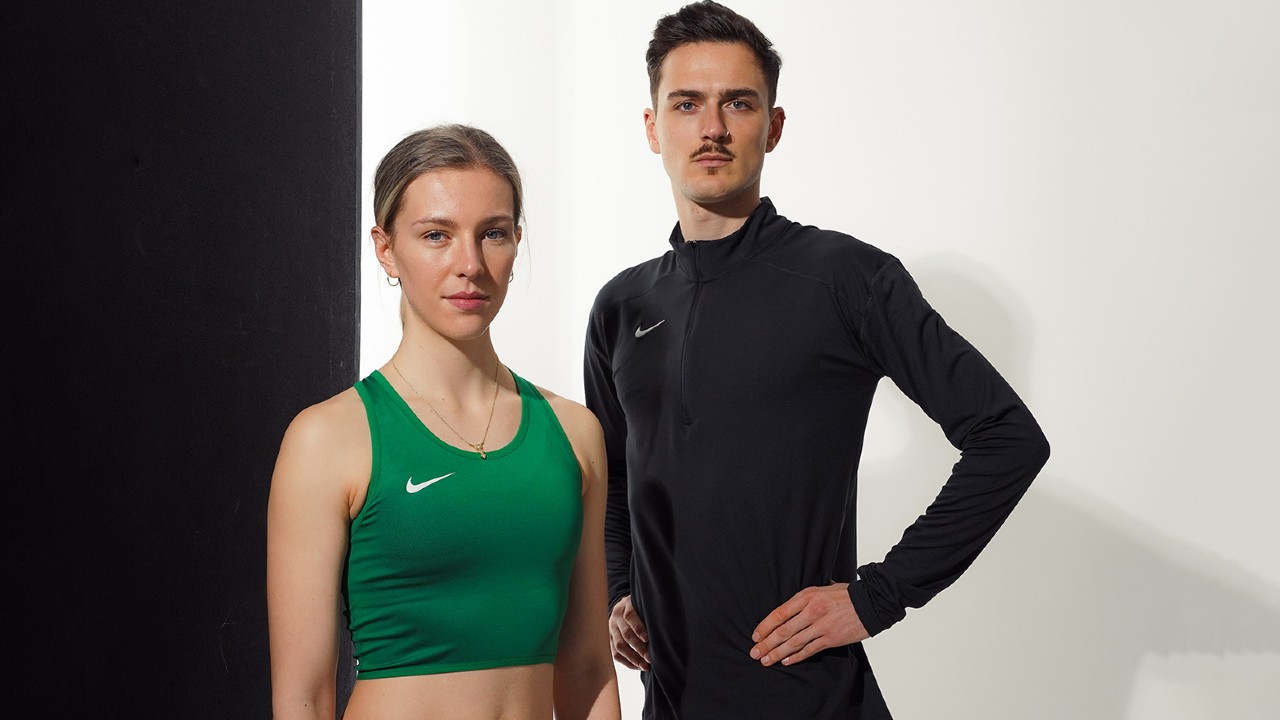 The new Nike team collection - exclusive at Top4Running