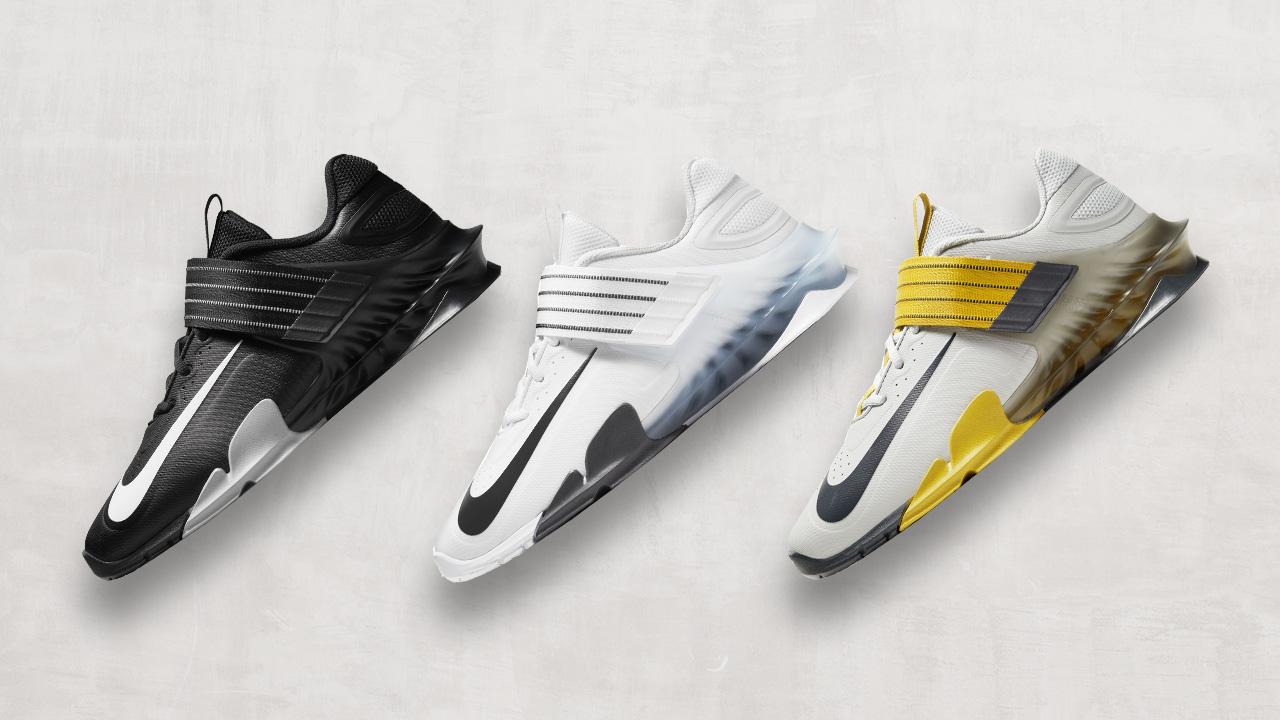 Nike Savaleos: A súlyemelő cipők új generációja