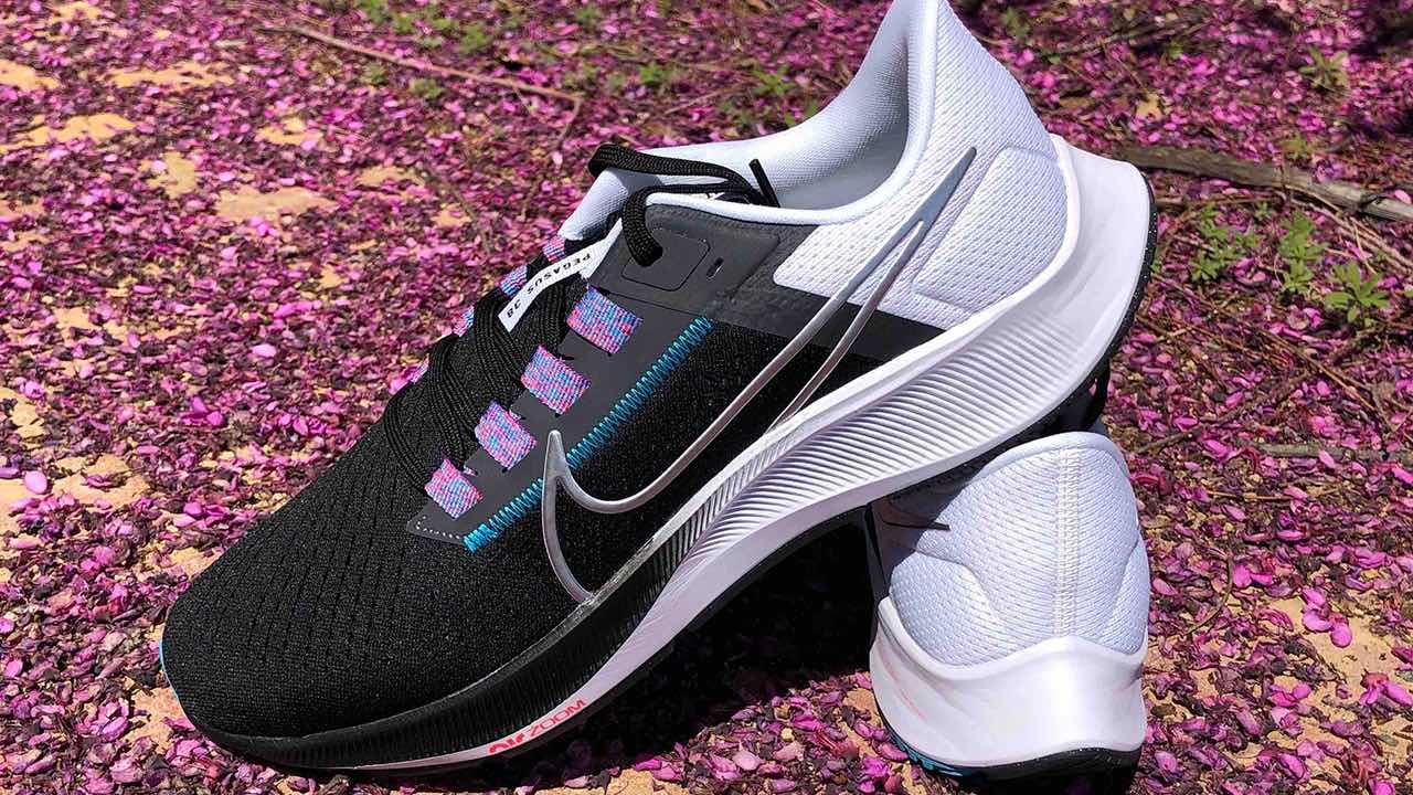 Recensione: scarpe da corsa Nike Air Zoom Pegasus 38
