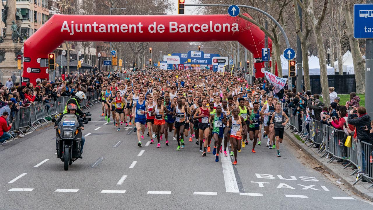 Přidej se i ty na půlmaraton v Barceloně