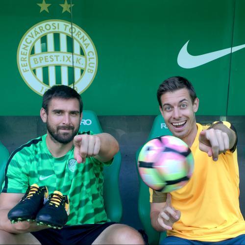 TOP4FOOTBALL TV - Böde Dániel és az új Nike Tiempo Legend 7