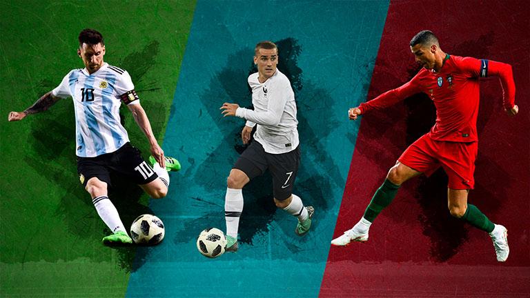 Nyerj velünk focicipőt! A 2018-as Világbajnokság sztárcipőinek bemutatása.