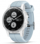 Reloj Garmin Garmin fenix5S Plus White, Seafoam Band