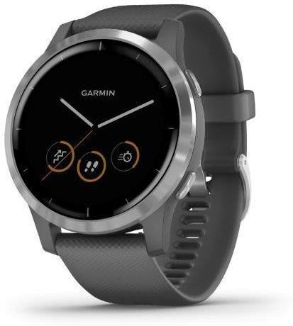 Reloj Garmin Garmin vívoactive4 Silver/Gray Band