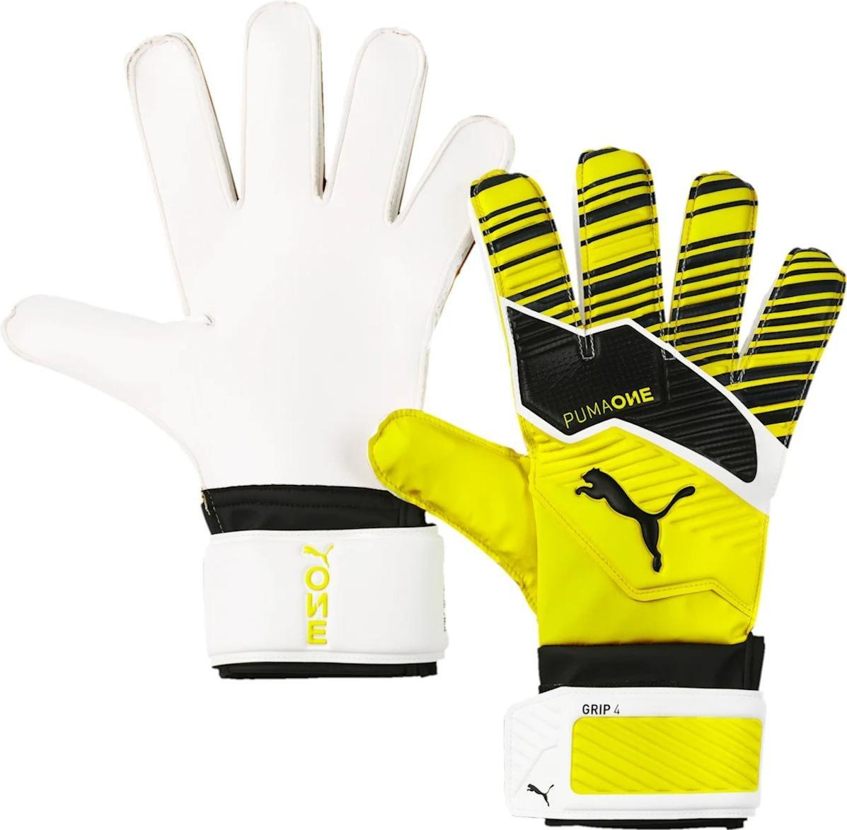 Brankářské rukavice Puma One Grip 4 041631-05 Velikost 10