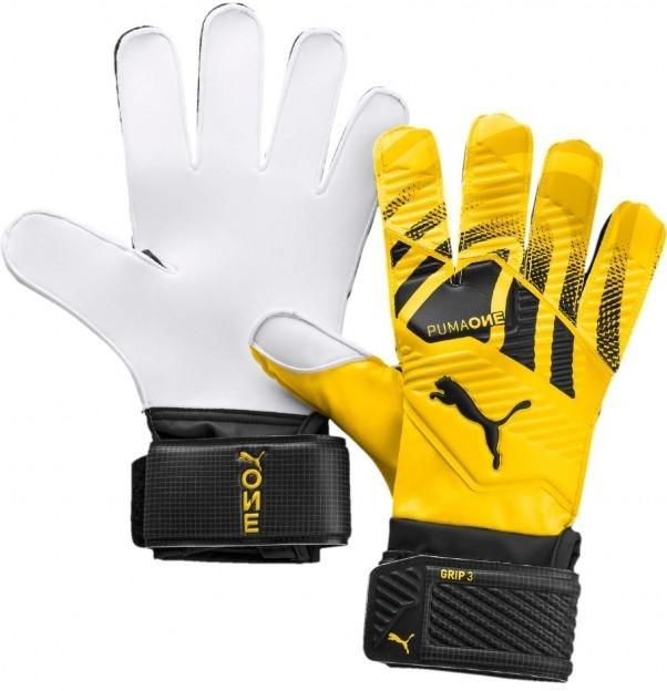 Brankářské rukavice Puma One Grip 3 RC
