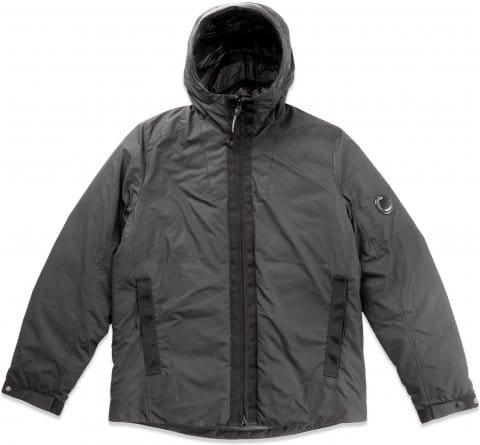 C.P. Company Knit Medium Jacket Schwarz