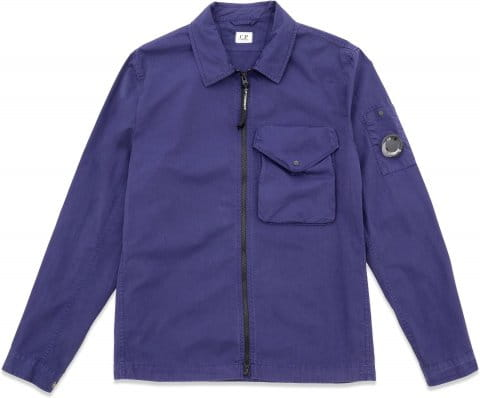 C.P. Company Overshirt Blau