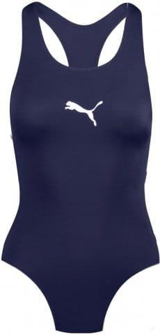W Racerback Swimsuit