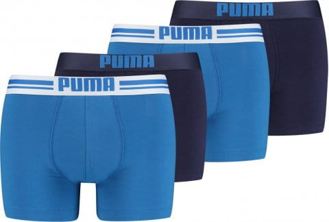 Placed Logo Boxer 4 PACK