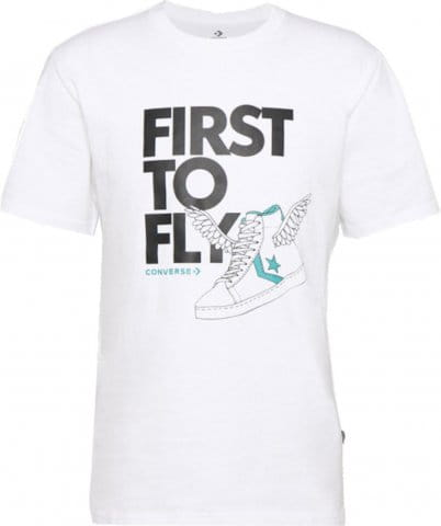 Converse First To Fly Back TEE M