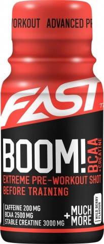 FAST Boom! BCAA 60 ml berries