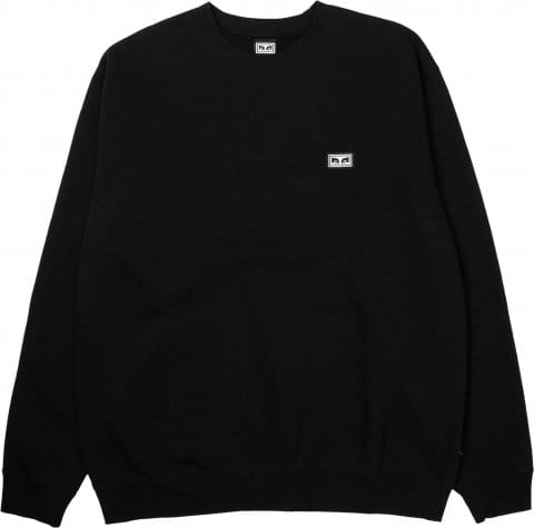 Obey All Eyez II Crew Fleece Sweatshirt