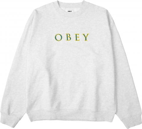 Obey Nouvelle IV Crew Sweatshirt