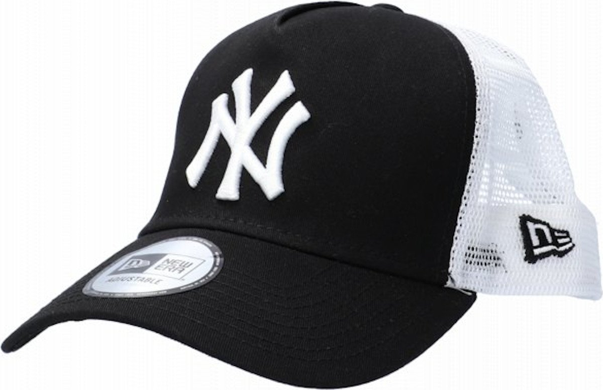 Šiltovka New Era Clean Trucker 2 NY Yankees Cap