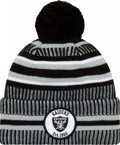 Oakland Raiders HM Knitted Cap