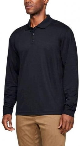 UA TAC PERFORMANCE POLO LS