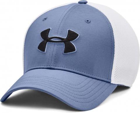 UA Classic Mesh Cap-BLU