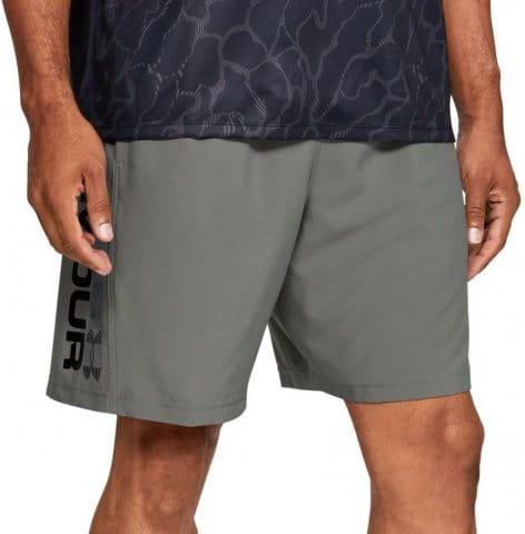 UA Woven Wordmark Shorts