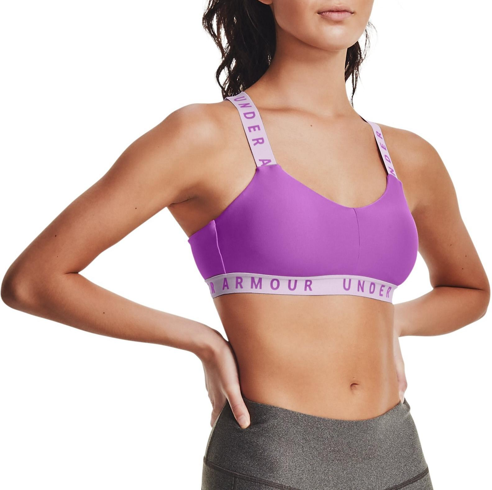 Sujetador Under Armour Wordmark Strappy Sportlette