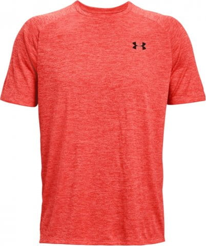 UA Tech 2.0 SS Tee-RED
