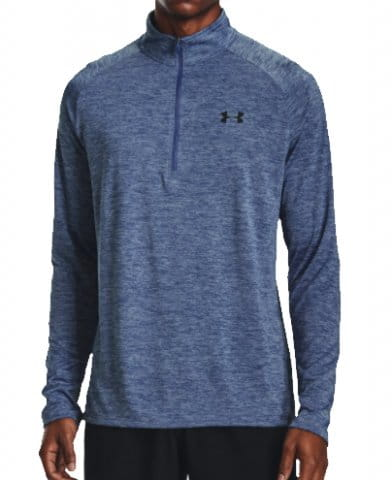 UA Tech 2.0 1/2 Zip-BLU