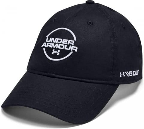 UA Spieth Washed Cotton Cap