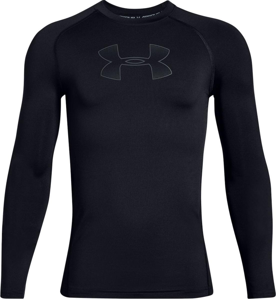 Camiseta de manga larga Under Armour B UA HeatGear LS