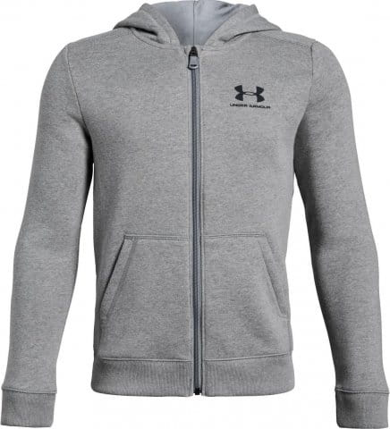 UA Cotton Fleece Full Zip