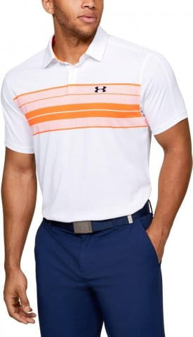 UA Vanish Chest Stripe Polo