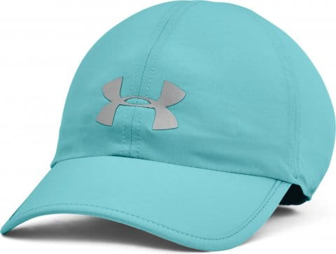 UA Run Shadow Cap-BLU