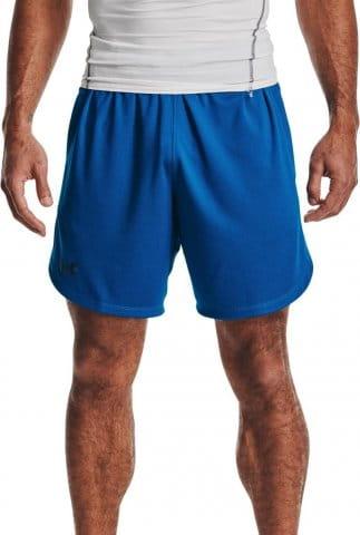 UA Knit Training Shorts-BLU